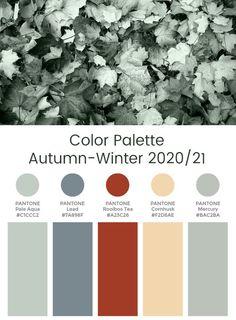 Fall Color Palette, Colour Pallette, Winter Color Palettes, Modern Color Palette, Pantone Colour Palettes, Pantone Color, Color Trends, Color Combos, Pumpkin Recipes