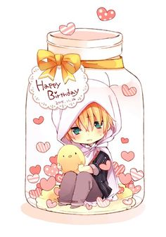 Touken Ranbu _ The cutest birthday present Chibi Boy, Cute Anime Chibi, Manga Kawaii, Kawaii Chibi, Manga Art, Manga Anime, Anime Art, Otaku Anime, Touken Ranbu