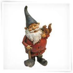 Design Toscano Digger the Garden Gnome Statue
