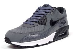 """Nike WMNS Air Max 90 """"Grey Snake"""" - http://nshoes.gr/nike-wmns-air-max-90-grey-snake/"""