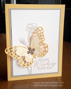 What Colors Did You Say Those Were?; Stampin' Up! Butterfly Basics; www.cardcreationsbybeth.com