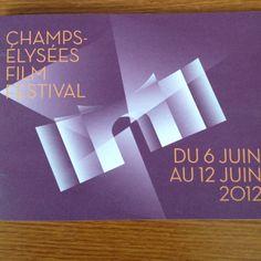 Événement culturel sur les Champs Elysées . Orange France est fier d'être partenaire du Festival.