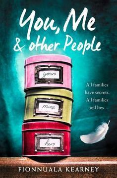 Book cover: You, Me & Other People by Fionnuala Kearney