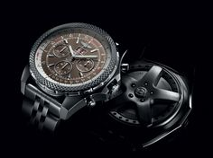 The Bentley editions stand for a unique partnership. Discover the Breitling x Bentley Collection! Breitling Avenger, Breitling Watches, Breitling Superocean Heritage, Tag Heuer, Seiko, Leather Accessories, Fashion Accessories, Breitling Bentley, Custom Design Shoes
