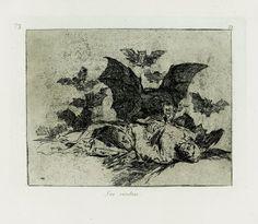 Francisco de Goya - Las resultas. Los Desastres de la Guerra nº 72