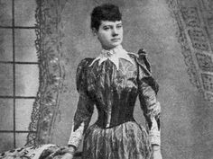 Nellie Bly uncovered firsthand the ghastly mistreatment people in mental asylums had to endure.