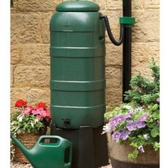 The Harcostar Space Saver 100 Litre Water Butt is perfect when space is at a premium and its unobtrusive, compact size makes it a favourite for collecting rainwater from greenhouses and sheds. Harcostar Space Saver Water Butt - Harrod Horticultural (UK) http://www.harrodhorticultural.com/harcostar-space-saver-100-litre-water-butt-pid7737.html