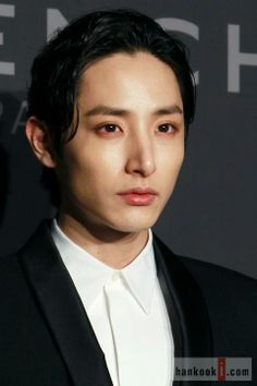 Lee Soo Hyuk @ GIVENCHY Opening Event April 2014