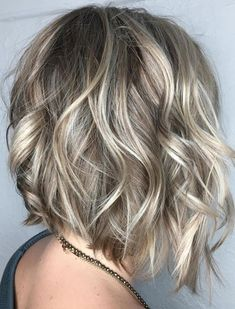 Bob Style Ideas for Short Hairstyles 2018