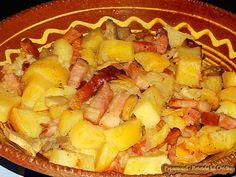 Bacon, Hawaiian Pizza, Food And Drink, Dinner, Mariana, Diet, Salads, Potato, Dining