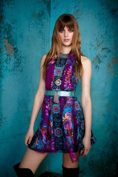 Matthew Williamson - Pre - 70's floral and paisley