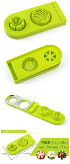 Dual Egg Slicer Stainless Steel Wire BPA Free Dual Function Egg Dicer & Wedger MOQ:3000PCS Delivery time : 45days Egg Slicer, Stainless Steel Wire, Sunglasses Case, Eggs, Delivery, Free, Egg, Egg As Food