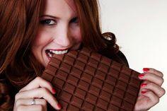 Recetas para Rebajar de Peso: Como adelgazar comiendo chocolate
