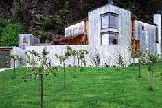 Villa Holme, Sverre Fehn