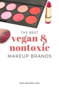 Everything CLEAN, everything VEGAN! A list of 100% clean vegan brands PLUS a detailed list of vegan options from vegan-friendly brands. IT'S ALL HERE. Makeup, skincare, haircare, nail polish, fragrances and more! #veganmakeupbrands #veganmakeup #veganskincare #veganbeauty #veganproducts