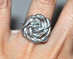 anillo de alambre
