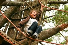 """A new literature review suggests that unsupervised play fosters resilient kids. """"We use the word """"risk"""" in the context of risky play to denote a situation whereby a child can recognize and evaluate a challenge and decide on a course of action."""" Science to Parents: Let Your Kids Run a Little Wild"""