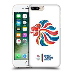 Official Team GB British Olympic Association Bahia Lion Rio Hard Back Case for Apple iPhone 7 Plus -- Awesome products selected by Anna Churchill