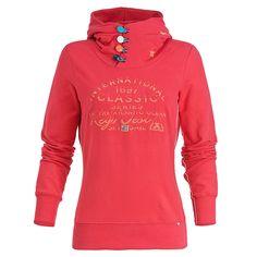 Gaastra Hoodie Springbreak Rood/Roze Voor feestje?