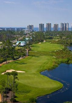 Golf Gulf Shores - Lost Key Golf Club - Orange Beach, Alabama