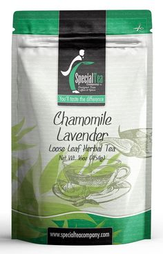 Special Tea Organic Loose Leaf Herbal Tea, Chamomile Lavender, 1 Pound *** Read more reviews of the product by visiting the link on the image. (This is an affiliate link and I receive a commission for the sales) #Herbal