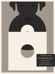 Barsuk 15 - Death Cab For Cutie Affiche par Jason Munn Death Cab For Cutie, Jason Munn, Band Posters, Music Posters, Beautiful Posters, Typography Inspiration, Visual Communication, Museum Of Modern Art, Concert Posters