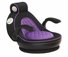 Great Gaming Chair with speakers  #Games #Videogames #Chair