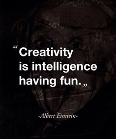 Creativity and Intelligence - Wisdom Quote By Albert Einstein. Best Online Wisdom and Life Quote by Famous Authors.