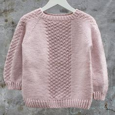 Image of Perlestykke oppefra og ned Raglansweater Str.Perlestykke pattern by PixenDk Find our dictionary translating Danish to Norsk, Svenska, English and Deutsch HEREBrowse all products in the Barn 1 - 10 År category from PixenDk. Kids Knitting Patterns, Baby Cardigan Knitting Pattern, Knitting For Kids, Free Knitting, Baby Patterns, Knit Baby Sweaters, Girls Sweaters, Crochet Baby, Knit Crochet