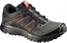 Salomon Men s X-Mission 3 Trail-Running Shoes Night Forest Black 13 2807005892