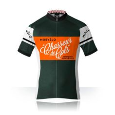Chasseur de Cols Pyrenees Cycle Jersey - not bad for a mass produced one