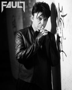 Gary Numan: Exclusive FAULT Magazine photoshoot and interview preview - FAULT Magazine Gary Numan, Punks Not Dead, Dye My Hair, Types Of Music, Music Icon, Post Punk, Rock Style, Electronic Music, New Wave