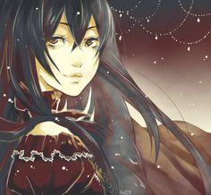 Lacie Baskerville     Palette Meme     Pandora Hearts Fan Art by kairi-whisper on Tumblr