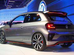 Volkswagen Gol GT Concept: só falta o motor Vw Gol, Vw Polo Modified, Vw Pointer, Fox Sport, Kia Rio, Volkswagen Polo, Vw Cars, Cute Cars, Future Car