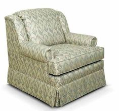 England™ Furniture Rochelle Swivel Glider-4000-71 England Furniture, Swivel Glider, Recliners, Gliders, Armchair, Living Room, Home Decor, Power Recliners, Sofa Chair