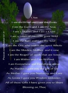 Wiccan quotes and sayings | Wiccan Inspirational Quotes | Love and Light and other positive ...