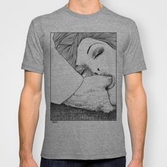 Apollonia Saintclair 28 - 20120213 L'invitation T-shirt by From Apollonia With Love | Society6