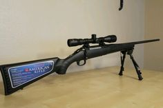 Ruger American Rifle....What I'm thinking about for the wife either .243 or .270