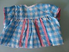 Dachbodenfund-Puppenkleid-alt