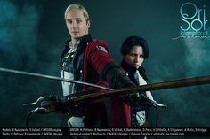 EruRi Week RED #06 | 01 - Delusor(Damien) Levi, Erwin Smith Cosplay Photo - Cure WorldCosplay