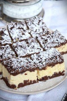 Sweet Desserts, Dessert Recipes, Baklava Cheesecake, Baked Nachos, Cake Tasting, Mini Foods, No Bake Cake, Food Videos, Food Porn
