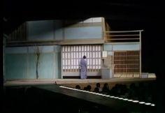 """"""" 心中天網島~河庄 """"  Bühne 2"""