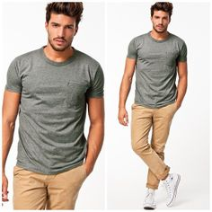 Gray and beige !! ✨ www.mdvstyle.com/shop-online | Flickr - Photo Sharing! [model Mariano di Vaio - from his fashion blog]
