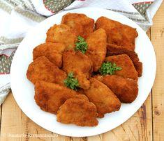Snitel de post - Bucataria Romaneasca .ro Cordon Bleu, Chana Masala, Ethnic Recipes