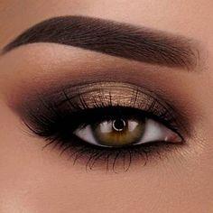 How to Rock Makeup for Brown Eyes (Makeup Ideas & Tutorials) #eyemakeuphazel