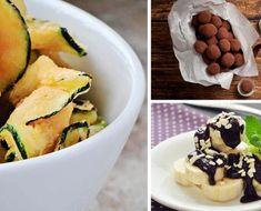 Sunn snacks 980 x 500 slider Sliders, Zucchini, Sushi, Chips, Dessert, Snacks, Vegetables, Ethnic Recipes, Food