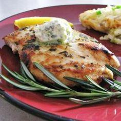 Rosemary Lemon Grilled Chicken Allrecipes.com
