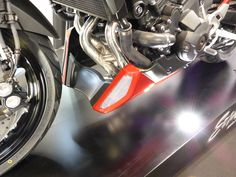 """Belly pan """"Evo"""" 3 parts on MT09/FZ9 Tracer 2015/2016"""