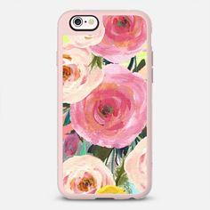 Watercolor Stripes and Floral | pinterest ❉annaelitfin❉