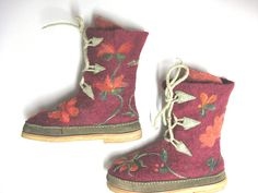 Ravelry: Felt Boot Pattern pattern by Jennifer Hoag